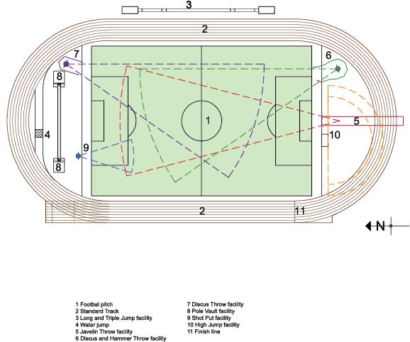 schools abs sports field. Black Bedroom Furniture Sets. Home Design Ideas